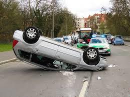 Определение скорости автомобиля по повреждениям