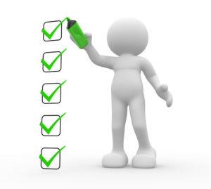 Некоторые правила проведения автоэкспертизы