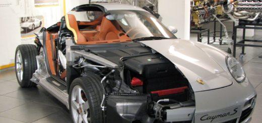 Экспертиза деталей автомобиля