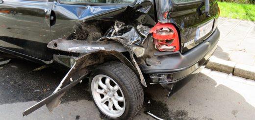 Экспертные работы после аварии