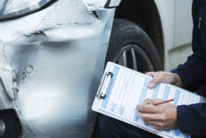 Оценка автомобиля после ДТП онлайн