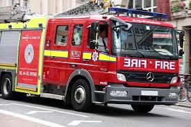 Экспертиза кузова  пожарной машины