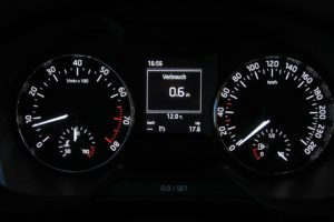 Определить скорость ТС